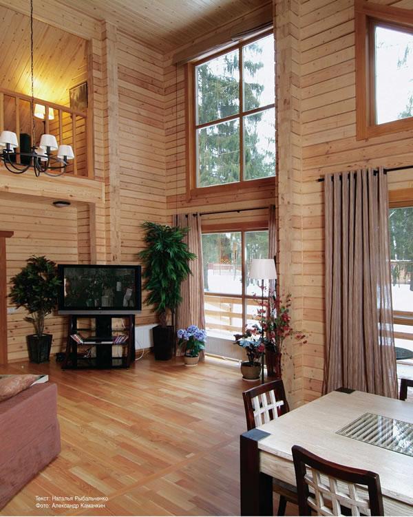 Журнал деревянные дома номер 23 в
