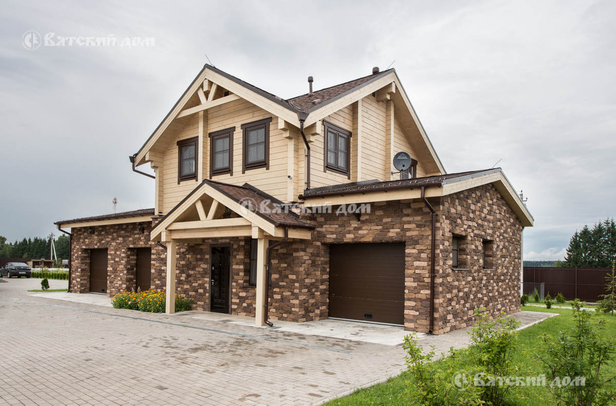 Строительство деревянных домов под